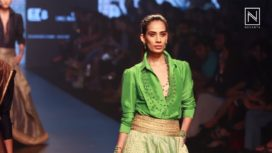 Top Five Indo-Fusion Looks from 2017 Runway