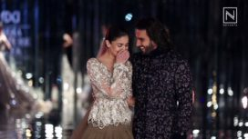 Watch Alia Bhatt and Ranveer Singh Share Their Experiences from India Couture Week 2017