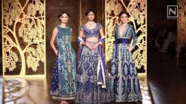 Anita Dongre at India Couture Week 2017