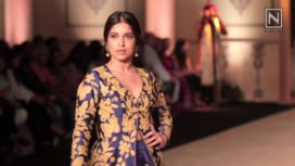 Bhumi Pednekar Shares her Ramp Experience for Reynu Taandon at India Couture Week 2017