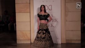 Manav Gangwani at India Couture Week 2017