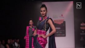 Dreamzone Students Showcase at Bangalore Fashion Week Winter Festive 2017