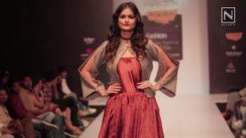 Dreamzone at Bangalore Fashion Week Winter Festive 2017
