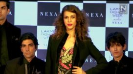Preview of Manish Malhotra Collection for Lakme Fashion Week Winter Festive 2017