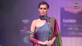 Monapali at Bangalore Fashion Week Winter Festive 2017