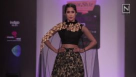 Pranshu Garg at Bangalore Fashion Week Winter Festive 2017