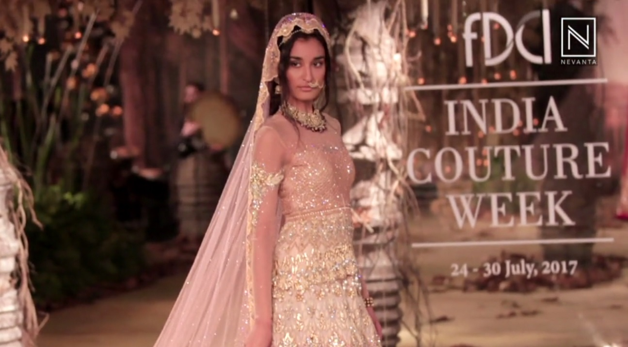 25539d31f9 Tarun Tahiliani at India Couture Week 2017 - Nevanta