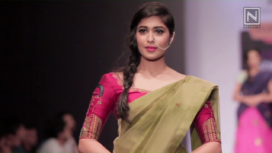 Parimala Jayakar Shetty at Bangalore Fashion Week Winter Festive 2017
