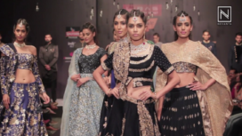 Riyaz Gangji at Bangalore Fashion Week Winter Festive 2017