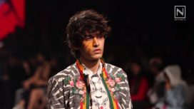 Ajay Kumar at Lakme Fashion Week Winter Festive 2017