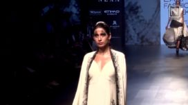 Akshat Bansal from INIFD Showcases at Lakme Fashion Week WF 2017