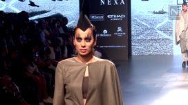 Gen Next Designer Amaan at Lakme Fashion Week Winter Festive 2017
