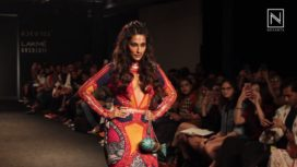 Chitrangada Singh on Walking the Ramp for Neha Agarwal at Lakme Fashion Week WF 2017