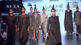 Day 2 at Lakme Fashion Week Winter Festive 2017