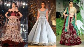 Top Ten Lehengas From India Couture Week 2017
