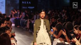 Sayantan Sarkar at Lakme Fashion Week Winter Festive 2017