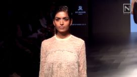 Untitled Co from INIFD at Lakme Fashion Week Winter Festive 2017