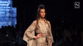 Craft is Cool by Paramparik Karigar at Lakme Fashion Week Winter Festive 2017