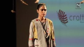 Craftmark at Lakme Fashion Week Winter Festive 2017