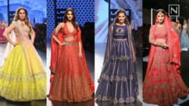 Day 4 at Lakme Fashion Week Winter Festive 2017