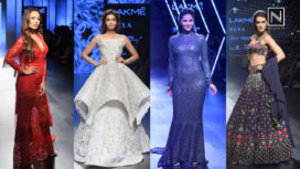 Day 5 at Lakme Fashion Week Winter Festive 2017