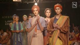 Ethicus at Lakme Fashion Week Winter Festive 2017
