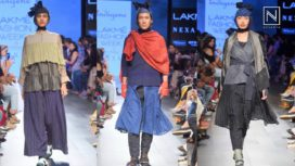 Indigene at Lakme Fashion Week Winter Festive 2017