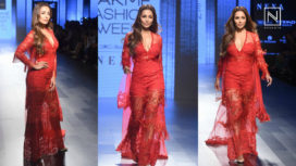 Malaika Arora on Fashion, Fitness and Moments from Lakme Fashion Week WF 2017