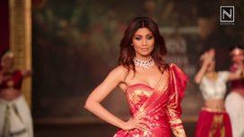 Shilpa Shetty Kundra on Monisha Jaising's Collection at India Couture Week 2017
