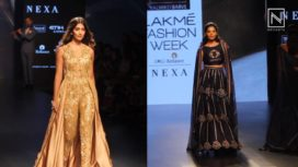 Designers and their Showstoppers-Pooja Hegde and Sayami Kher