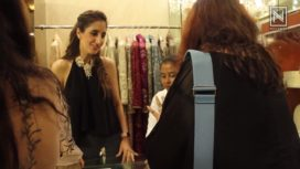 Farah Khan Ali Showcase Her Collection at Shimmer