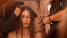 Make Up Stories from Lakme Fashion Week Winter Festive 2017