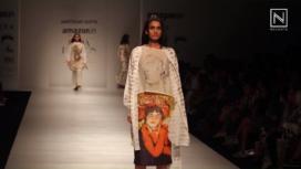 Aartivijay Gupta at Amazon India Fashion Week Spring Summer 2018