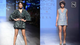 Designer and their Showstoppers- Sayani Gupta and Sonal Chauhan