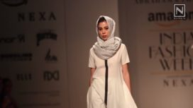 Abraham & Thakore at Amazon India Fashion Week Spring Summer 2018
