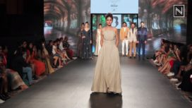 Manière by Bhavika Bokadia at India Beach Fashion Week Winter Celebrations 2017