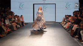 Day 2 at India Beach Fashion Week Winter Celebrations 2017