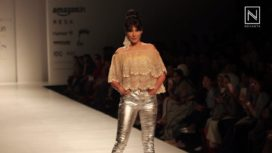 Feroze Gujral Shares Her Experience Of Walking The Ramp For Kavita Bhartia