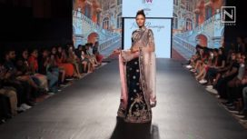 Hitesh Punamiya Showcases at India Beach Fashion Week WC 2018
