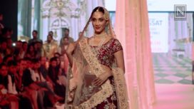 Kiara Advani Shares Her Experience Of Walking The Ramp For Vikram Phadnis