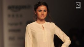 Madhu Jain at Amazon India Fashion Week Spring Summer 2018