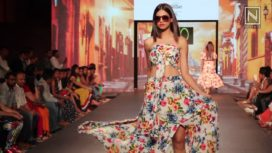 Boho by Meghna Patankar at India Beach Fashion Week Winter Celebrations 2017