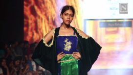 Nazia Rahman at India Beach Fashion Week Winter Celebrations 2017