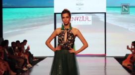 Nazila Couture at India Beach Fashion Week Winter Celebrations 2017