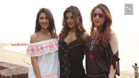 Day 3 at India Beach Fashion Week Winter Celebrations 2017