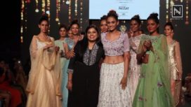 Ocean Jasper at India Beach Fashion Week Winter Celebrations 2017