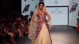 Pallavi Jaikishan at India Beach Fashion Week Winter Celebrations 2017