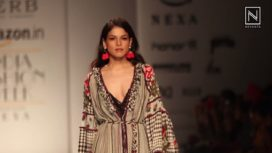 Pallavi Singhee at Amazon India Fashion Week Spring Summer 2018