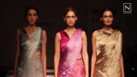 Rimzim Dadu at Amazon India Fashion Week Spring Summer 2018