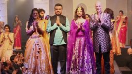 Neeraj Gaba and Pranitha Subhash Turns Showstopper for Sailesh Singhania